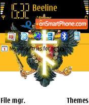Russia2 theme screenshot