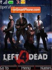 Скриншот темы Left 4 Dead
