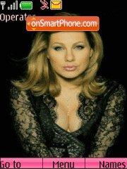 Eva Polna es el tema de pantalla