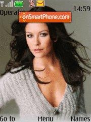 Catherine Zeta-Jones tema screenshot