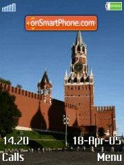 Moscow es el tema de pantalla