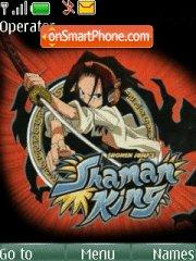 Shaman King 04 theme screenshot