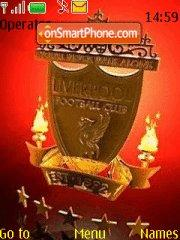 Liverpool Fc 02 theme screenshot