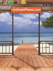 Resort theme screenshot