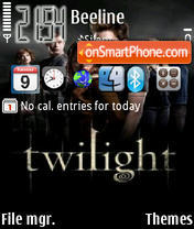 Twilight 04 theme screenshot