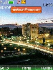Vladikavkaz tema screenshot
