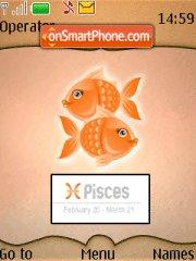 Pisces 03 tema screenshot