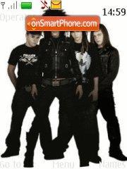 Tokio Hotel 09 es el tema de pantalla