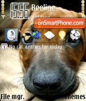 Taksa theme screenshot