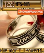 Ring es el tema de pantalla