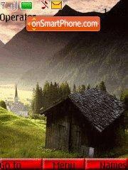 Beautiful Scenery 03 theme screenshot