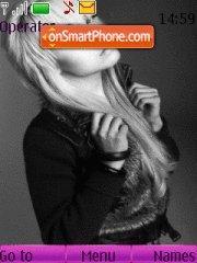 Izzy Hilton tema screenshot