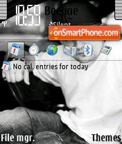 Basta 01 theme screenshot
