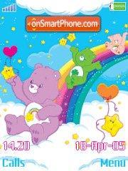 Care Bears 04 es el tema de pantalla