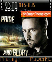 Pride And Glory 01 theme screenshot