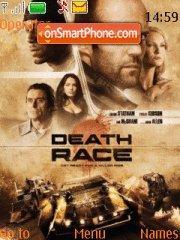 Скриншот темы Death Race 01