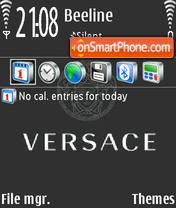 Versace 02 es el tema de pantalla