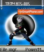 Kakashi 06 es el tema de pantalla