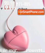 Pink Mouse es el tema de pantalla