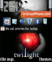 Twilight 3 es el tema de pantalla