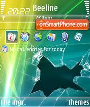 Broken Vista theme screenshot