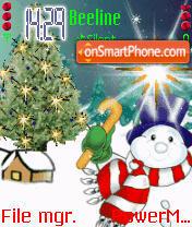 Lemi Animated theme screenshot