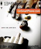 Scary Hand es el tema de pantalla