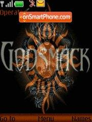 GodsMack theme screenshot