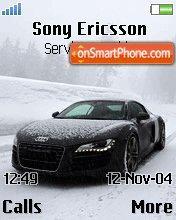 Audi In Snow es el tema de pantalla