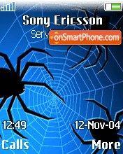 Spiders es el tema de pantalla
