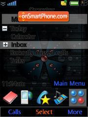 Cross theme screenshot