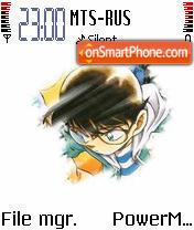 Conan theme screenshot