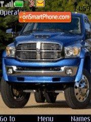 Dodge Ram theme screenshot
