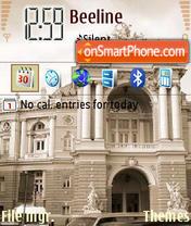 Odessa theme screenshot