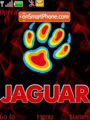 Jaguar theme screenshot