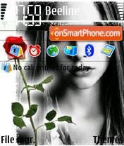 Avril Lavigne 13 theme screenshot