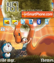 Dora 01 theme screenshot