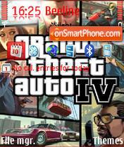 GTA4 01 es el tema de pantalla