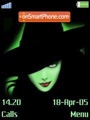 Witch2 theme screenshot