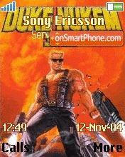 Duke Nukem 3D es el tema de pantalla
