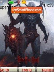 Dark Elf theme screenshot