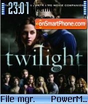 Twilight Theme theme screenshot