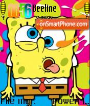 Spongebob 11 theme screenshot