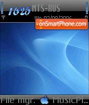 Black OSX theme screenshot