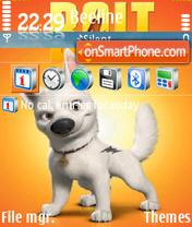 Bolt AS theme screenshot