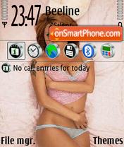 Maksim 04 tema screenshot