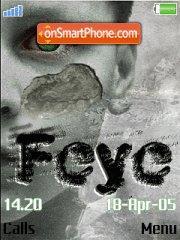 Feye theme screenshot