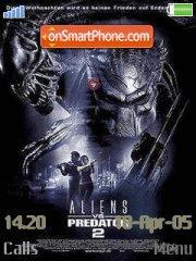 Aliens vs Predator es el tema de pantalla