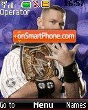 John Cena theme screenshot