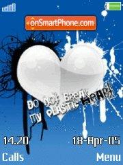 Heart3 es el tema de pantalla